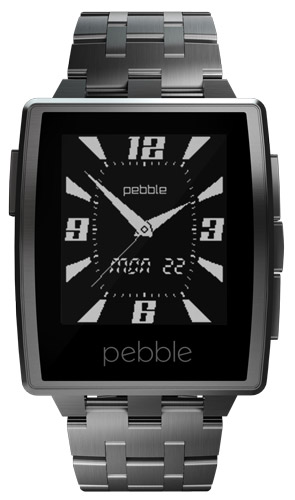 Smartwatch Buying Guide - Pebble Steel