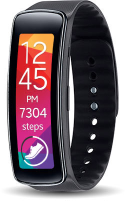 Smartwatch Buying Guide - Samsung Galaxy Gear Fit