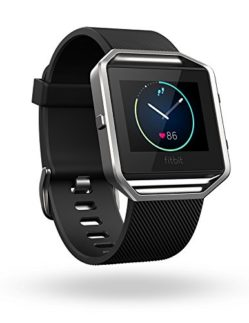 Fitbit Blaze Band FB502SBKL-EU smartwatch