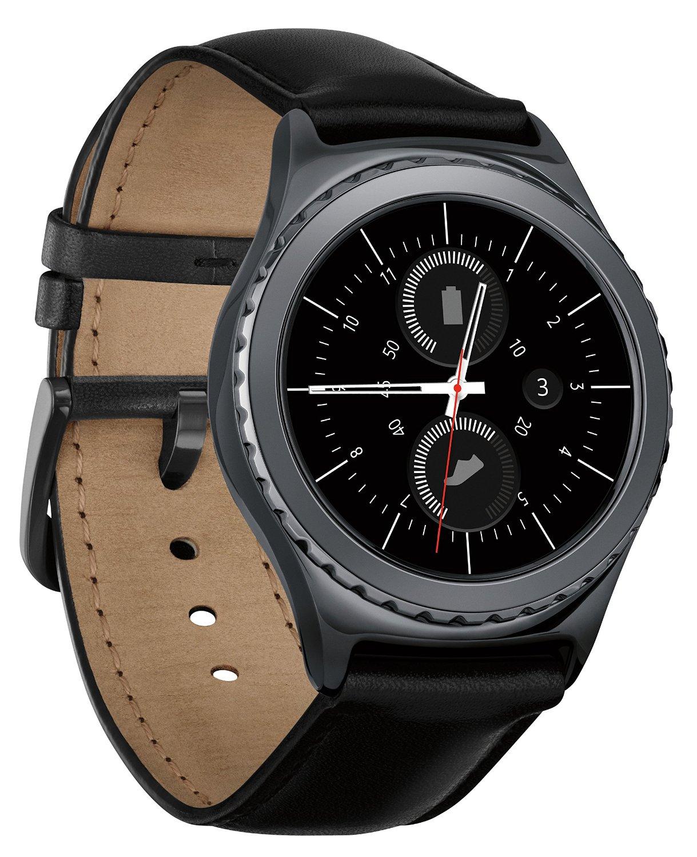 Samsung Gear S2 SM-R7320ZKAXAR smartwatch