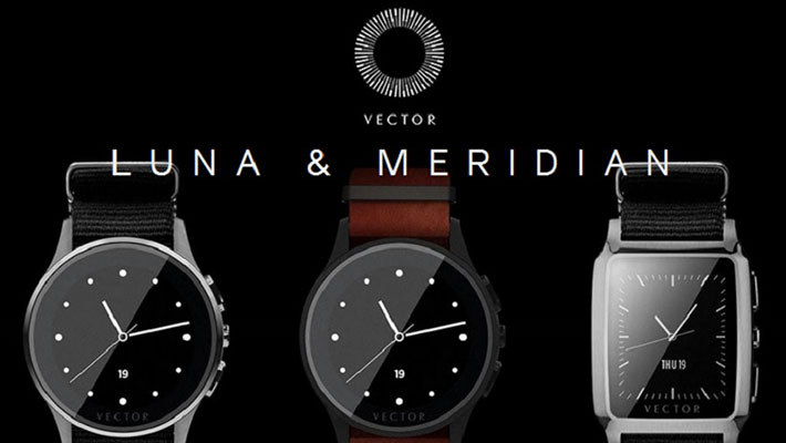 Fitbit Acquires Vector Smartwatch Startup
