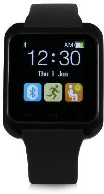 U80 Smart Bluetooth Watch Call Message Reminder smartwatch